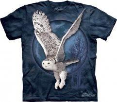 Snow Owl Moon - The Mountain