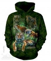 Jungle Tigers - Bluza The Mountain