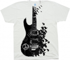 Crow Guitar - Liquid Blue