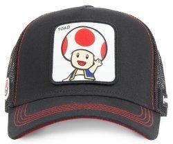 Toad Super Mario - Czapka Capslab