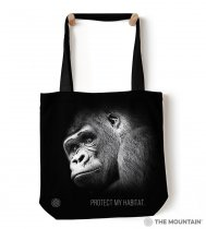 Gorilla Protect My Habitat - Torba - The Mountain