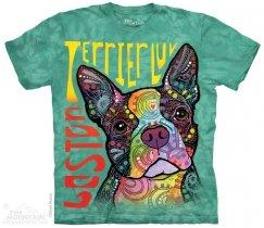 Boston Terrier Luv - T-shirt The Mountain