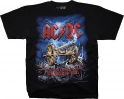 ACDC Cannon Carnage - Liquid Blue
