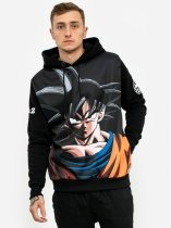 Goku Profile - Bluza z kapturem - Dragon Ball