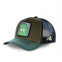 Pickle Rick Green Rick & Morty - Czapka z daszkiem Capslab