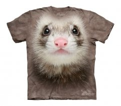 Ferret Face - The Mountain - Koszulka  Junior