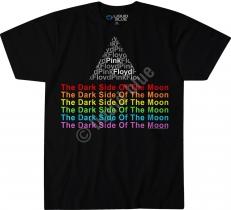 Pink Floyd Dark Side Test - Liquid Blue