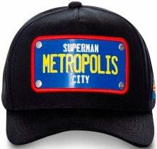 Superman Metropolis City DC - Czapka z daszkiem Capslab