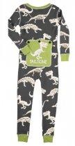Tailbone Dinosaur Flapjack - Dziecięca Piżama Pajac - LazyOne