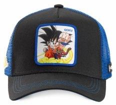 Goku Mini Blue Dragon Ball - Czapka Capslab