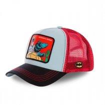 Batman & Robin Red DC - Czapka z daszkiem Capslab