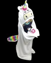 Unicorn - kocyk jednorożec  - LazyOne