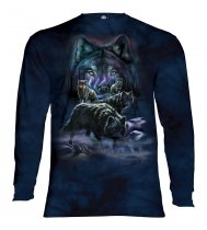 Wolf Pack - Long Sleeve The Mountain