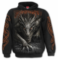 Majestic Draco - Bluza -Spiral