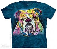 Colorful Bulldog - The Mountain
