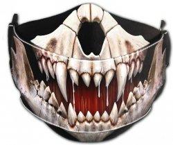 Rock Jaw - Maseczka Regulowana Spiral