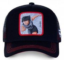 Kojiro Captain Tsubasa Black - Czapka Capslab