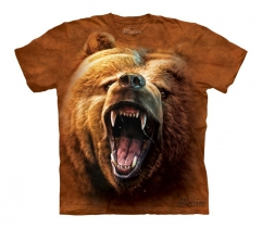 Grizzly Growl - The Mountain - Junior