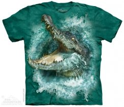 Crocodile Splash - T-shirt The Mountain