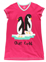 Out Cold Nightshirt - Koszula Nocna - LazyOne