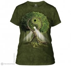 Yin Yang Tree - The Mountain - Damska