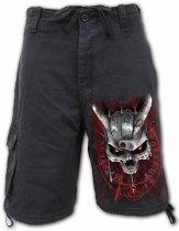 Never Too Loud - Krótkie Spodnie Denim Spiral