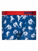 Hokej - Bokserki Męskie - Good Mood