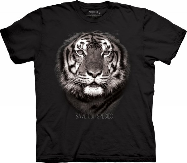 Tiger Save Our Species Protect - The Mountain