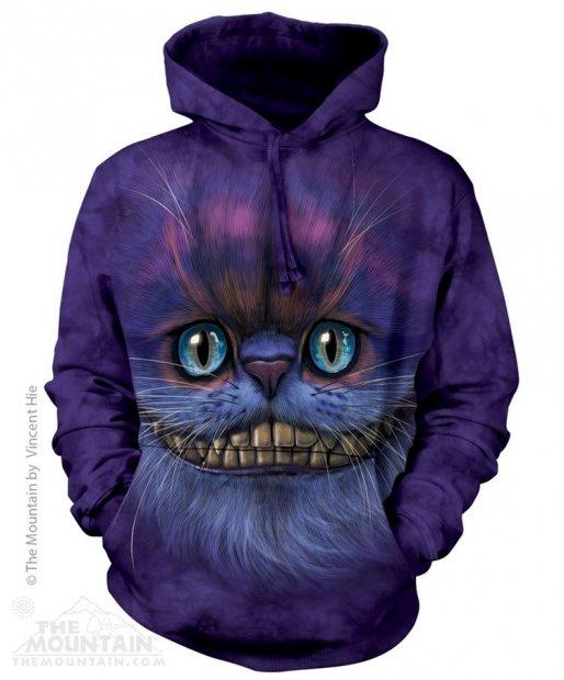 Cheshire Cat - Mikina The Mountain