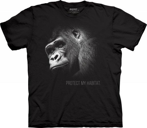 Gorilla Protect My Habitat - The Mountain