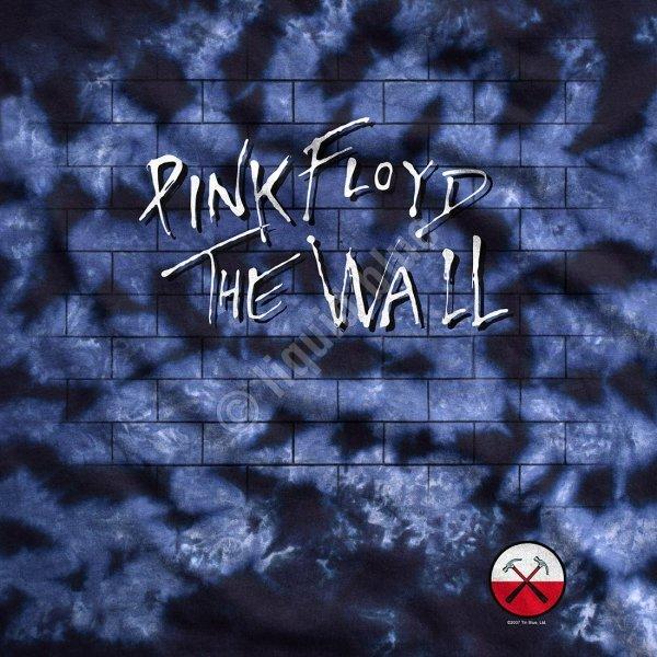 Pink Floyd Brick In The Wall - Liquid Blue