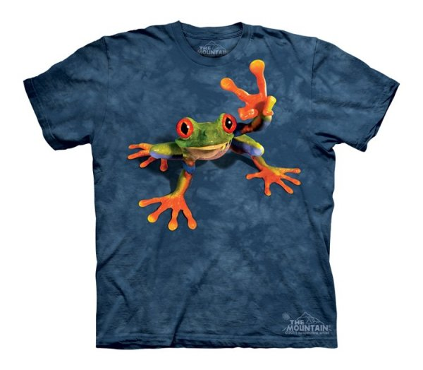 Victory Frog - Junior - The Mountain
