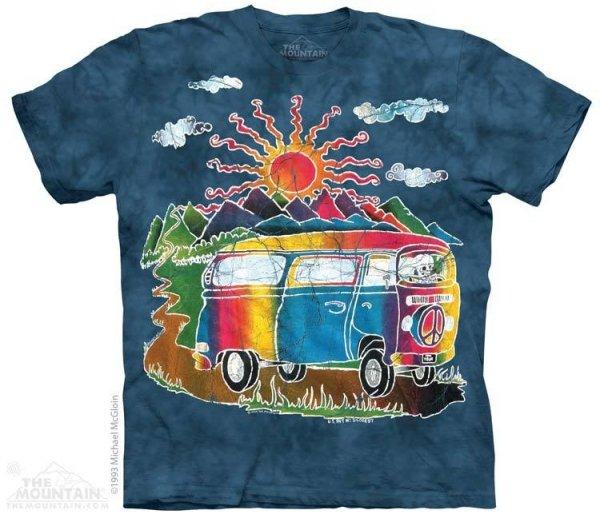 Batik Tour Bus - The Mountain