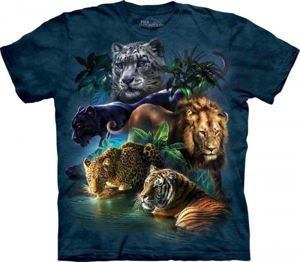 Big Cats Jungle - The Mountain