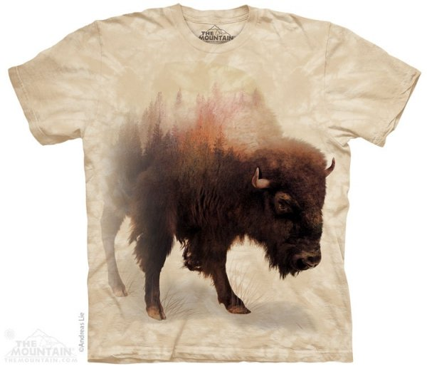 Bison Forest- The Mountain
