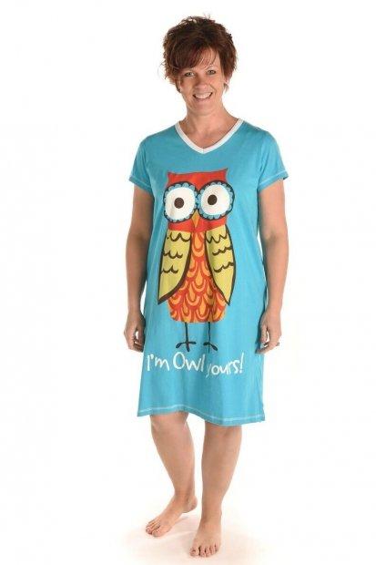 I'm Owl Yours! Nightshirt - Noční košilka - LazyOne
