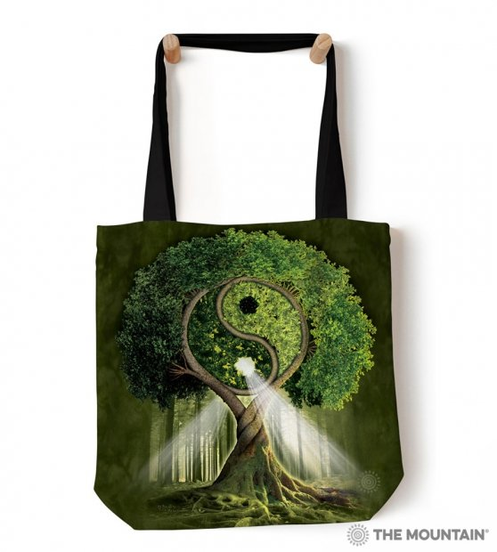 Yin Yang Tree - Taška - The Mountain