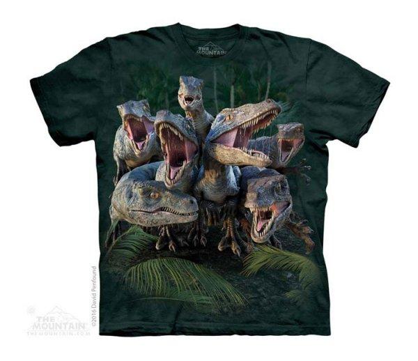 Raptor Gang - The Mountain Junior
