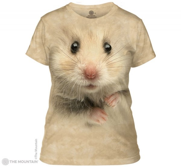 Hamster Face - The Mountain - Damska