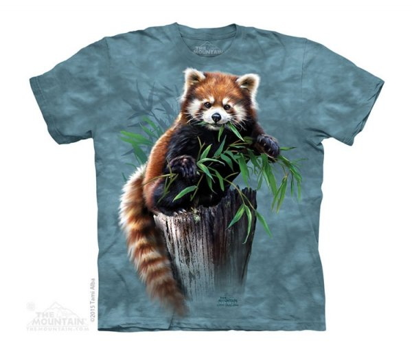 Bamboo Red Panda - The Mountain -Junior