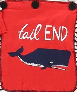 Whale Tail End - Flapjack - Piżama Pajac - LazyOne