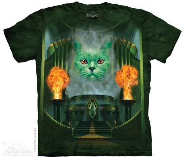 Cat The Great & Powerful - The Mountain