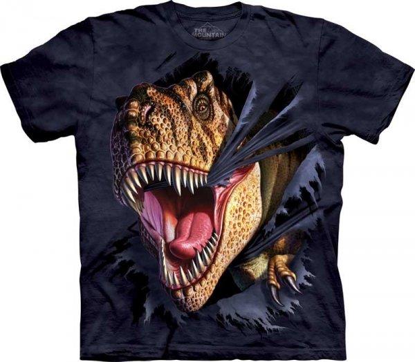 T-Rex Tearing - The Mountain