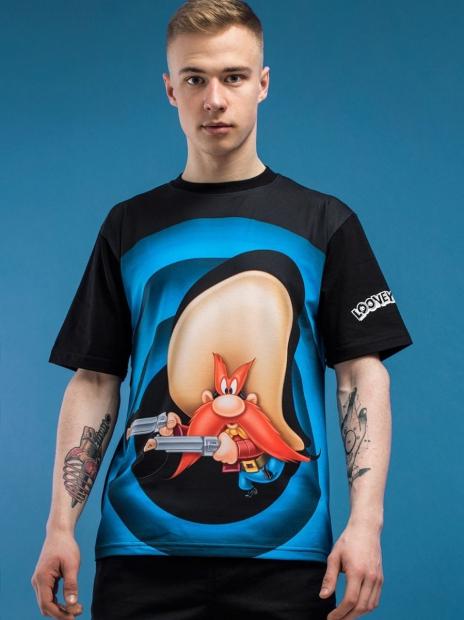 Sam Credit Blue - Looney Tunes