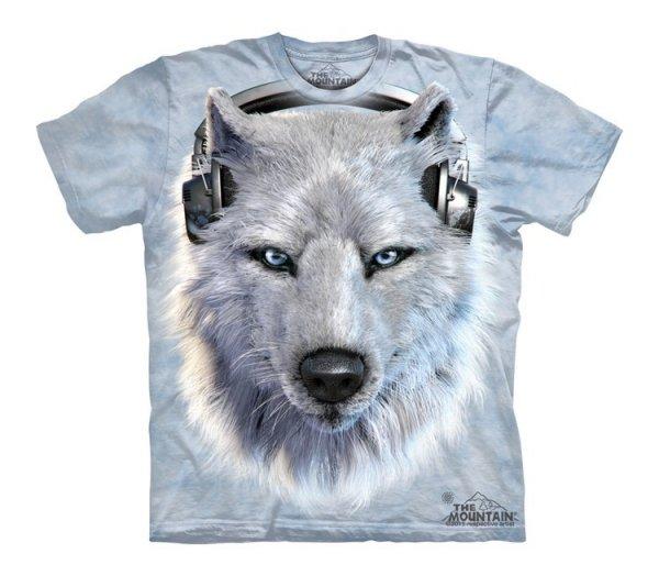 White Wolf DJ - The Mountain - Junior