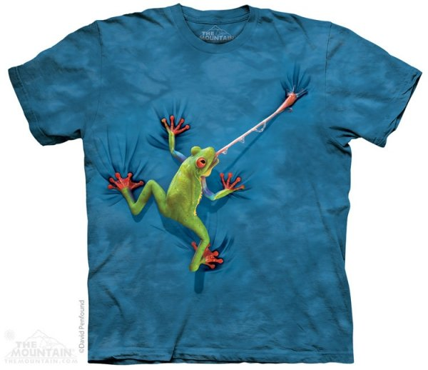 Frog Tongue - T-shirt The Mountain