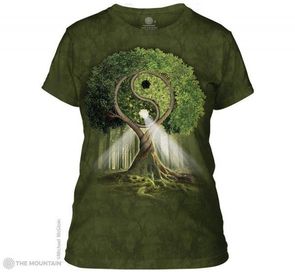 Yin Yang Tree - The Mountain - Damska