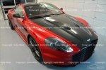 Aston Martin DB9 DBS Front carbon hood bonnet New