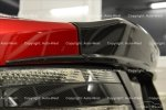 Aston Martin DBS DB9 Set of bootlid carbon trims
