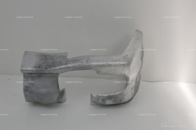 Ferrari 550 575 Maranello Rear left insulation heat shield